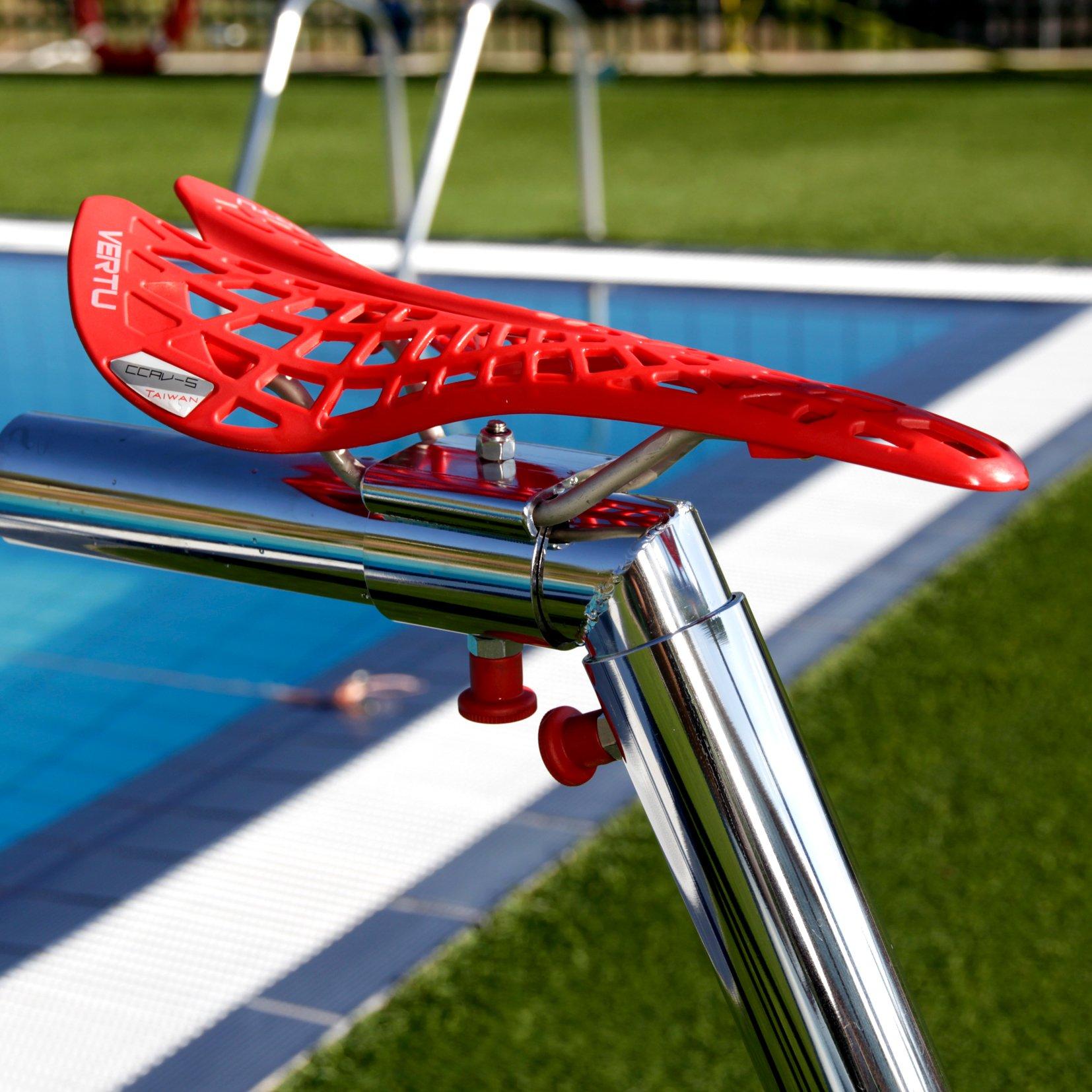 BlueFit AQUABIKE, Pool Bike, Bicicleta Spinning ACUÁTICO EN Piscinas: Amazon.es: Deportes y aire libre