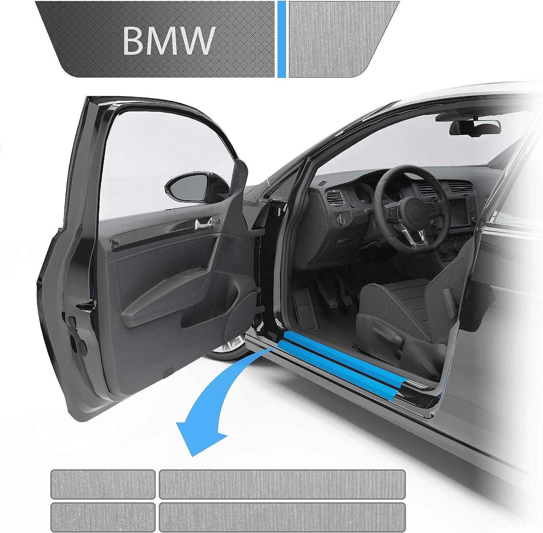 Blackshell Einstiegsleistenschutz Folie Inkl Premium Rakel Passend Für Z4 Typ G29 Bj Ab 2018 Transparent Passgenaue Lackschutzfolie Auto