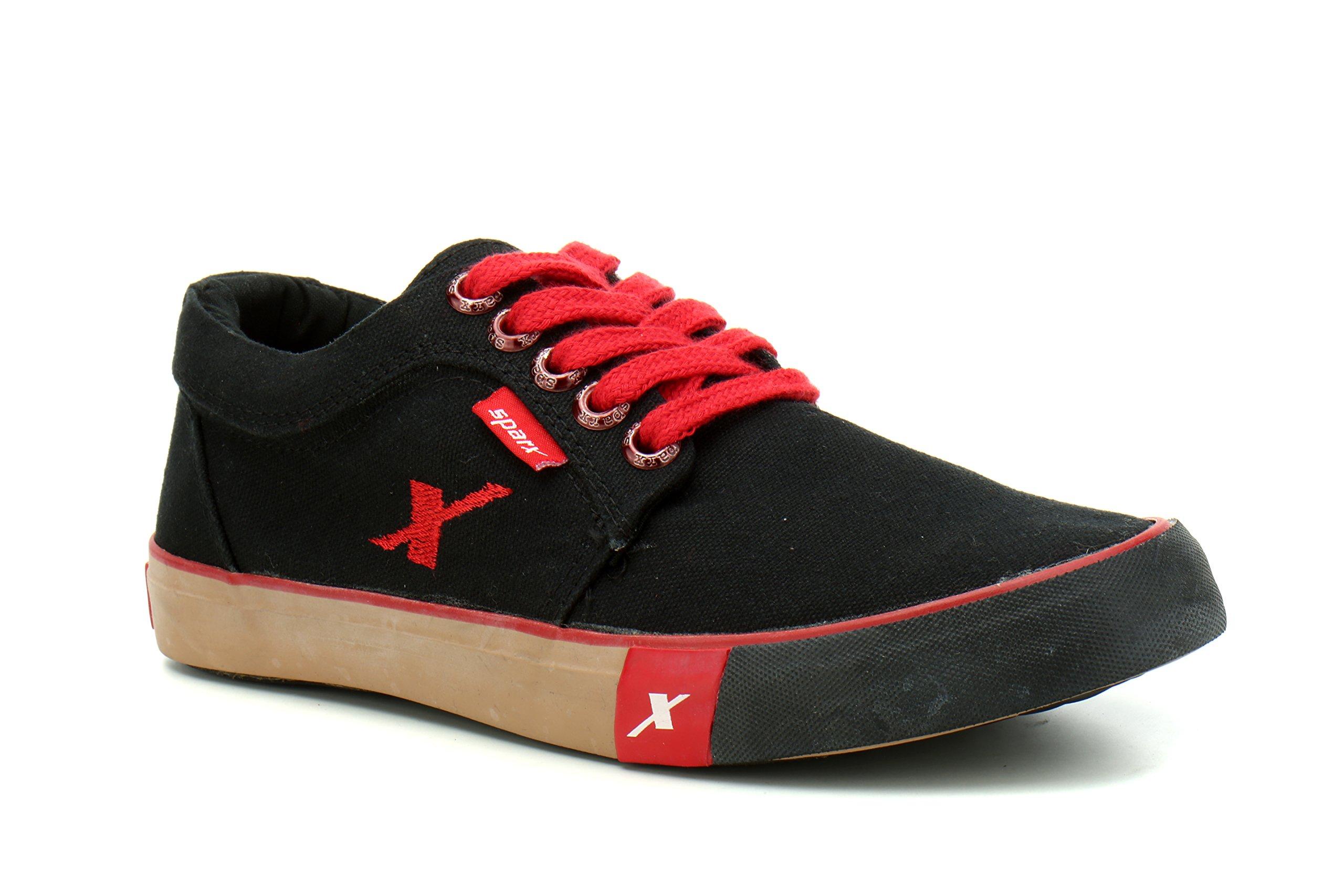 Sparx Men's Canvas Sneaker- Buy Online