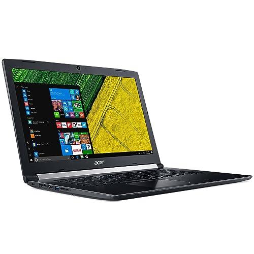 """Acer Aspire A517-51G-50TJ Ordinateur portable 17,3"""" HD Noir (Intel Core i5, 4 Go de RAM, Disque Dur 1 To, Nvidia GeForce MX130, Windows 10)"""