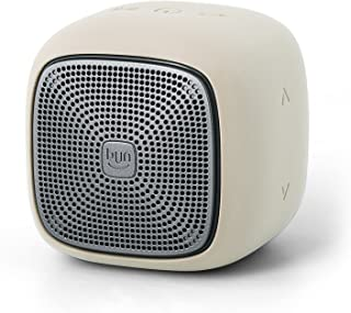 Edifier MP200 Portable Bluetooth Speaker - IP54 Water Dust Proof with microSD Card for Hiking Camping Outdoors - White