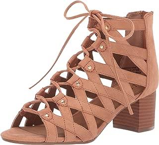 Women's Middle-na Heeled Sandal