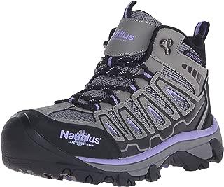 Nautilus 2251 Women's Light Weight Mid Waterproof Safety Toe Hiking Shoe