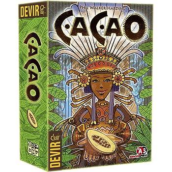 Devir - Cacao, juego de mesa (222784): Amazon.es: Juguetes y juegos