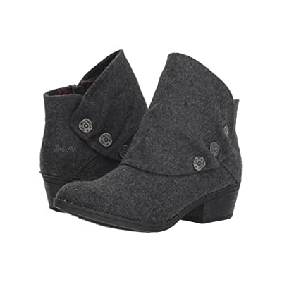 Blowfish Singe (Grey Two-Tone Flannel) Women