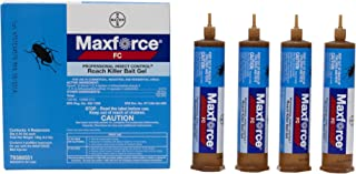 maxforce professional insect control roach killer bait gel