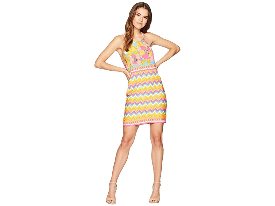 Trina Turk Vacaciones Dress (Multi) Women