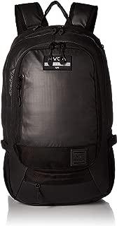 RVCA Men's Radar Backpack, black, One Size