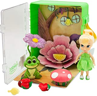 Disney Animators' Collection Tinkerbell Mini Doll Playset