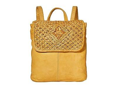 FRYE AND CO. Esme Backpack (Daffodil) Backpack Bags