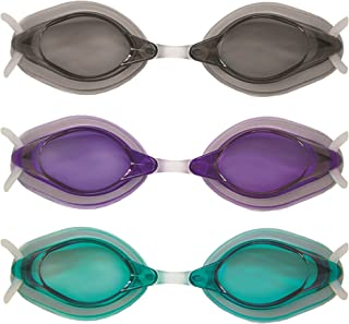 SwimWays Fish Face Marlin Pro Swim Goggles - Goggles for Adults and Teens - Hydrodynamic Mask Design