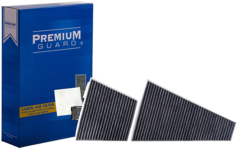 PG Cabin Air Filter PC99247C | Fits 2005-10 Bentley Continental, 2004-06 Volkswagen Phaeton