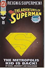 Adventures of Superman, Edition# 501 Special Cover