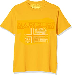 Sawy Freesia Yellow Camiseta para Hombre