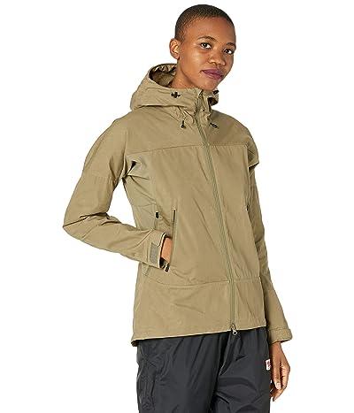 Fjallraven Abisko Lite Trekking Jacket (Light Olive) Women