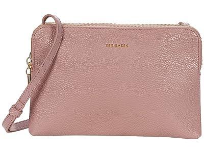 Ted Baker Ciarraa Crossbody (Pink) Cross Body Handbags
