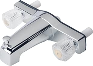 8 tub faucet with shower diverter