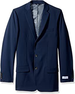 Men's Big and Tall Slim 4 Way Stretch Suit Jacket