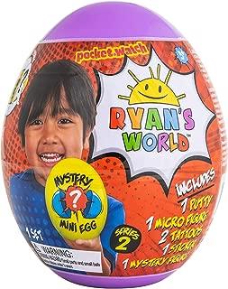 RYAN'S WORLD Mini Mystery Egg, Series 2, Purple