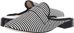 Black Cotton Stripe
