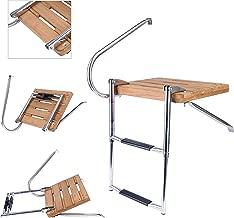 Best teak boat ladder Reviews