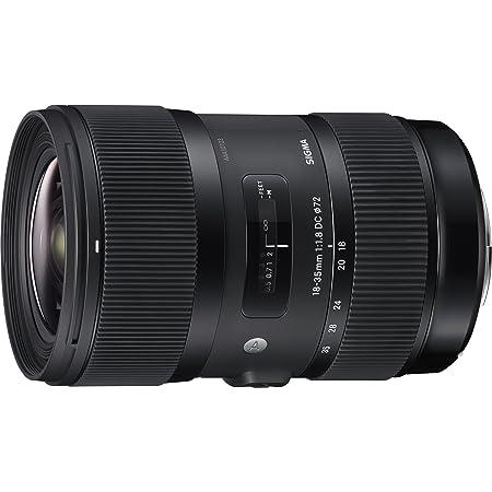 Sigma 18 35mm F1 8 Dc Hsm Art Objektiv Für Nikon Kamera