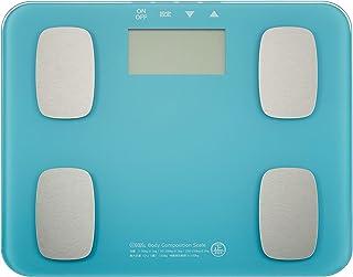 体重体組成計 ブルー [品番]08-0031 HB-K126-A