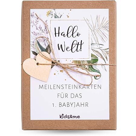Schwangerschaft verk/ünden 30 Meilensteine auf edlen Holzscheiben als Geschenk f/ür Schwangere werdende Eltern Holz Meilensteinkarten Schwangerschaft auf deutsch Momente teilen. werdende M/ütter