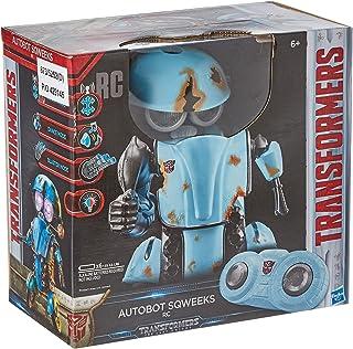 Hasbro The Last Knight Autobot Sqweeks Transformer Robot - 6 Years Above