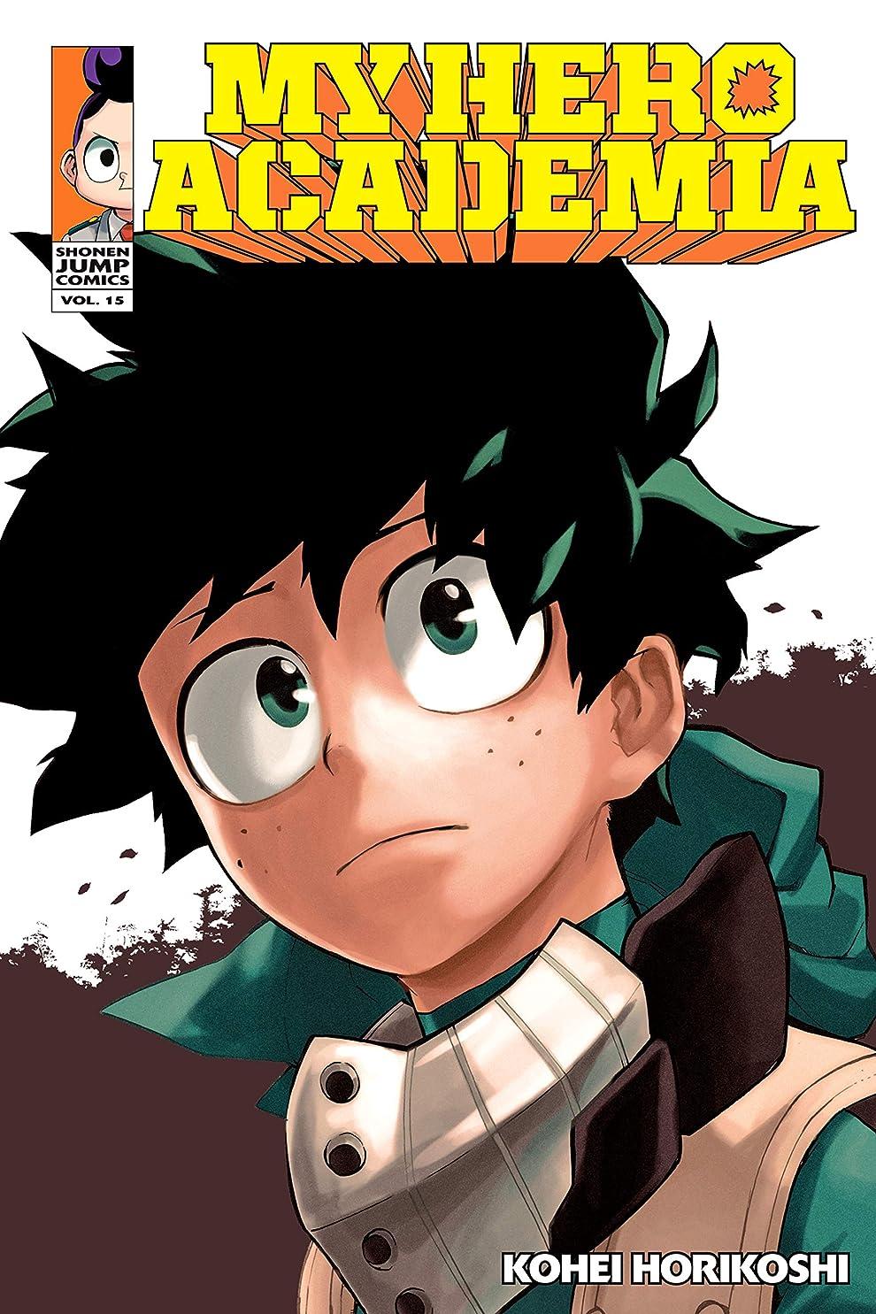 経済的開業医敬My Hero Academia, Vol. 15: Fighting Fate (English Edition)