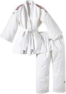 comprar comparacion DanRho Yamanashi - Quimono de Judo con Bandas en los Hombros