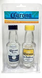 Corona Salt and Pepper Shaker Set
