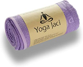 "Yoga Hand Towel - Premium Microfiber Materials Edge Stitching - Durable and Long Lasting (Purple, 1 Hand Towel 24""x15"")"