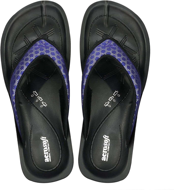 Aerosoft – High Arch Supportive Flip Flops for Women