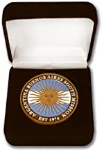 Bennett Brands LDS Argentina Buenos Aires South Mission Commemorative Mission Coin