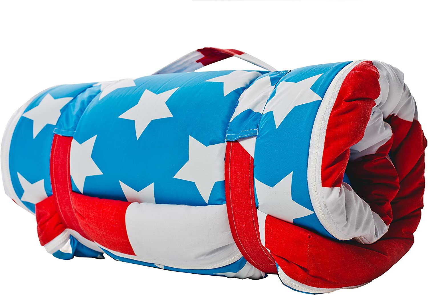 Quambee Swag Travel Bed (Foam Mattress,Pillow and Sleeping Bag)