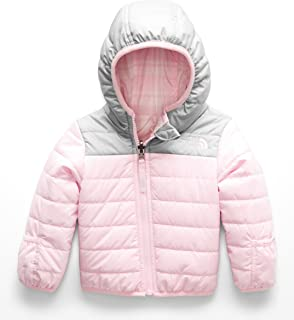 kids pink north face jacket