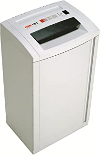 HSM Classic 125.2L6, 5-7 Sheet, High Security Cut Type, 20-Gallon Capacity Continuous Operation Shredder