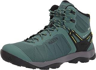 حذاء المشي لمسافات طويلة للرجال متوسط الارتفاع مقاوم للماء من KEEN
