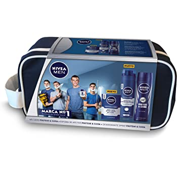 NIVEA MEN, Kit para baño - 3 de 1 piezas (Total 3 piezas): Amazon ...