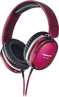 Panasonic Rp-hx350-r Red [Support DTS Headphone -X] (Japan Import)