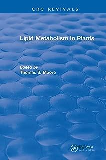 Lipid Metabolism in Plants