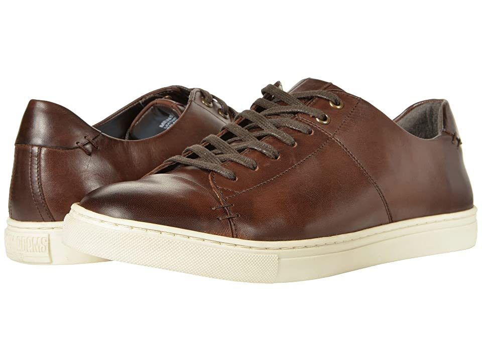 Stacy Adams Winnick Cap Toe Sneaker (Brown) Men