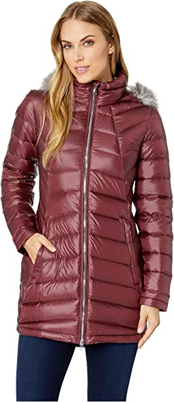 Syrround Faux Fur Down Jacket