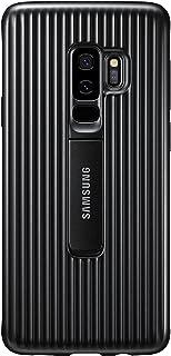 Samsung Protective Standing Cover (EF RG965) für das Galaxy S9+, Schwarz
