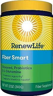 Renew Life Fibersmart Dietary Fiber Powder, 12 Ounce