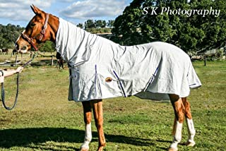 Ripstop Cotton Combo Horse Rug (5'9)