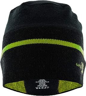 WoolX Cold Snap Merino Wool Beanie Hat for Men & Women