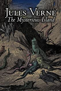 The Mysterious Island by Jules Verne, Fiction, Fantasy & Magic