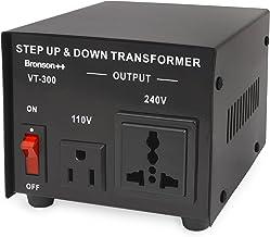 """Converter Shop /Ã/‰Tats /â/€/"""" Unis Barre multiprise 6 Prises avec Interrupteur /â/€/"""" US Power Strip /â/€/"""" Type B rallonge /â/€/"""" Longueur du cble 1 m /â/€/"""" Noir"""